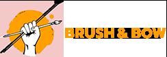 Brush and Bow Logo